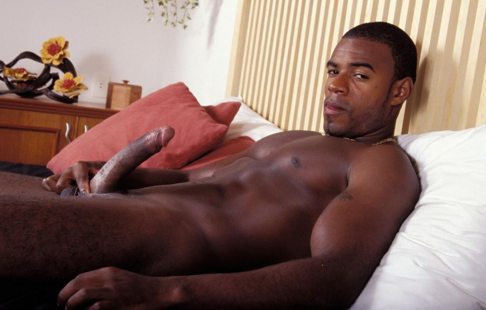Black Horny Gay